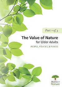 The Value of Nature for Older Adults DVD