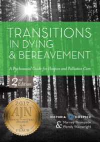 Transitions in Dying and Bereavement wins AJN Award